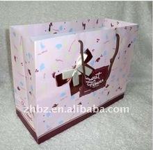 Christmas gift paper packaging bag