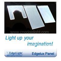 Edgelux panel led sign/hans panel led grow light