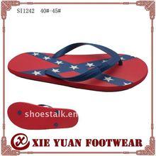 2012 popular EVA men flip flops
