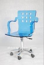 acrylic computer chair
