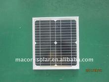 high power monocrystalline solar panel for 10W