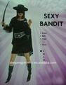 bandit sexy traje beleza