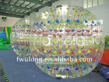 inflatable water ball, zorb ball