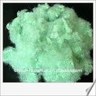 bright trilobal polyester fiber