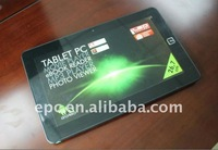 New capacitive tablet 10 inch Android 2.2 Infotm X220