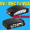 AV RCA to vga converter, wide screen support