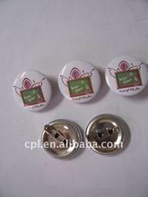 Good student gift Printing tin button badge