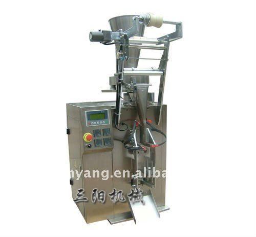 Chinese medicine granules three-side sealing packing machine