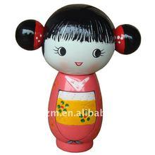 Ceramic Decoration Doll