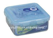 plastic crisper vacuum box