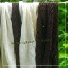 Fashion 100% acrylic brushed stoles and shawls wholesale HM-102