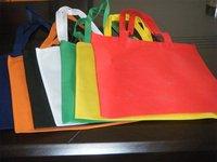 colorfull non-woven shopping bag