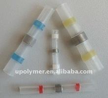 Solder sleeve wire terminators