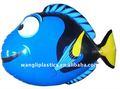 Pvc inflável dos desenhos animados de peixes do mar