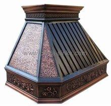 Copper Ventilation Canopy