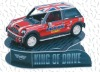 Puzzles 3D Mini Inertia Car With Showing Stand