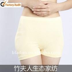 Bamboo underwear Ladies boy shorts panties Women organic bamboo panties Bamboo underwear for women Breathable and Antibacterial