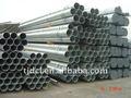 tubulação de aço galvanizado de manga