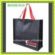 2012 black non woven carry bags