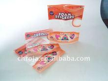 2012 food grade printable plastic food bags