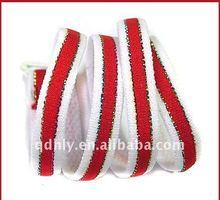 1cm width shoulder elastic tape for garment