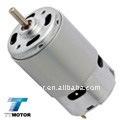 En el uso de la bomba de aire, trs-9912 motor de corriente continua