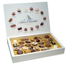 Arabic paper chocolate gift box