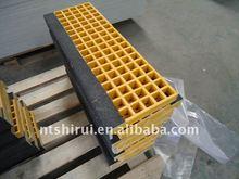 plastic grate stair step