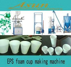 EPS foam cup machine
