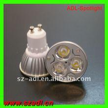 high power gu10 led celling spotlight