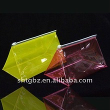 Clear PVC Travel Cosmetic Pouches and Bags