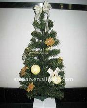 60cm Silvery Christmas Tree For 2012 TZ-SH5