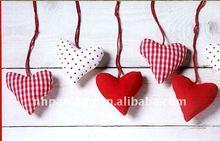 Fashion plush toy heart keychain buy key chain custom keyring chain accessories phone christmas gift decoration