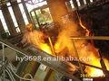 aço elétrico forno de fusão para 500 kg