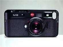 Hotselling custom handphone hard cases for iphone 4g, camera design
