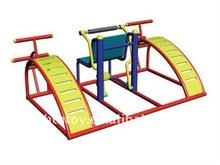 Modernized&Fashionable Adventure Steel Outdoor Fitness Equipment Playground