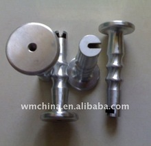 CNC metal fabrication with high accuracy