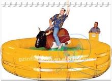 {Qi Ling}hot sale mechanical bullfight device