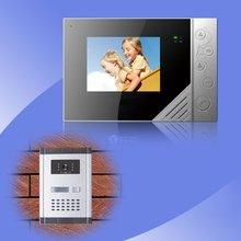 3.5-inch color villa video / audio door phone