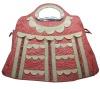 latest lady China brand special handbags 2012