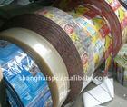 Flexible Clear transparent PVC PET OPS BOPP OPP PE Films