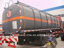 Benz chemical liquid transport tanker truck