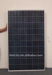 ce and rohs certificate 230w solar panel price per watt