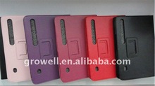 Leather case for MOTO Xoom MZ606 604 10.1''