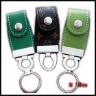 OEM 2gb 4gb 8gb 16gb leather usb flash drive