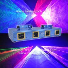 Four Tunnel Red Green Rose Blue dj mobile laser equipment - L2718