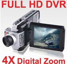 4X Digital Zoom FULL HD 1080P H.264 Car DVR DV camera