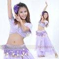 Belly dancer traje, danza del vientre de la ropa, traje de danza del vientre, bellyqueen
