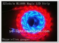 Dream chasing color flexible led strip lights