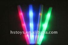 light up Cheering Foam Sticks,led foam stick,glow light foam stick